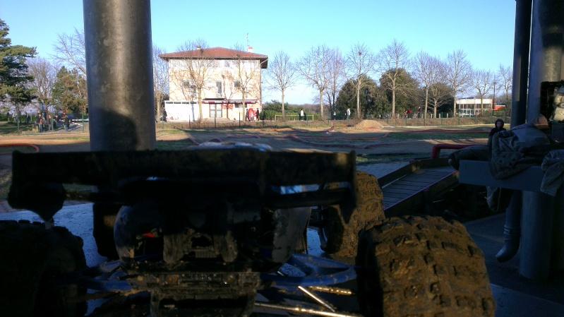 Sortie 12/01/2014 toulouse piste la Ramée  20140116