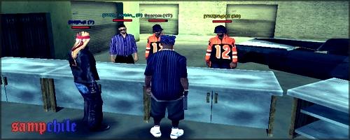 SAMPChile • Comunidad de San Andreas Multiplayer •