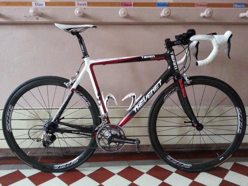 Vélo course 20140211