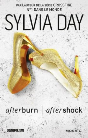 AFTERBURN/AFTERSHOCK de Sylvia Day  519nkn10