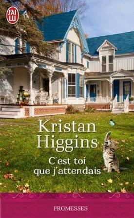 C'EST TOI QUE J'ATTENDAIS de Kristan Higgins 51nsia10