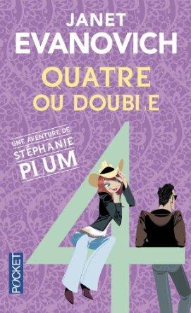 STEPHANIE PLUM (Tome 4) QUATRE OU DOUBLE de Janet Evanovich 51pkvb10