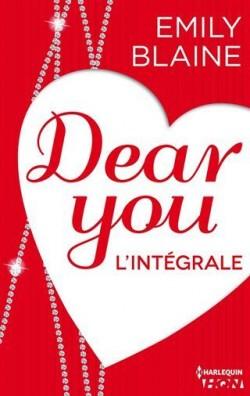 DEAR YOU : L'INTÉGRALE de Emily Blaine Dear-y10