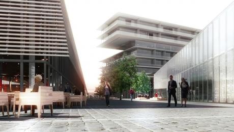 Architectes Jean-Marc Ibos et Myrto Vitart 10698310