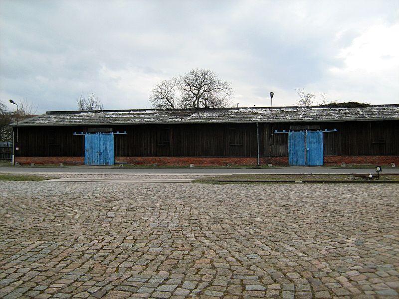 6m² NVA Kasernen Diorama Kleinl14