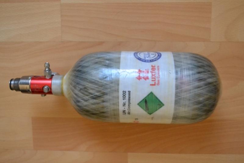 Bouteille 1L1 kevlar Luxfer Dsc_2510