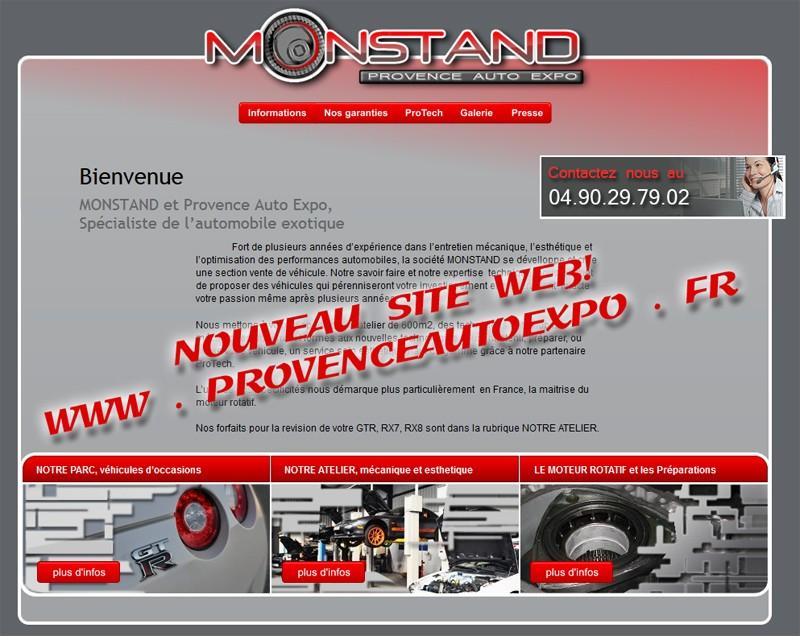 MONSTAND, spécialiste du moteur rotatif. Paefr10