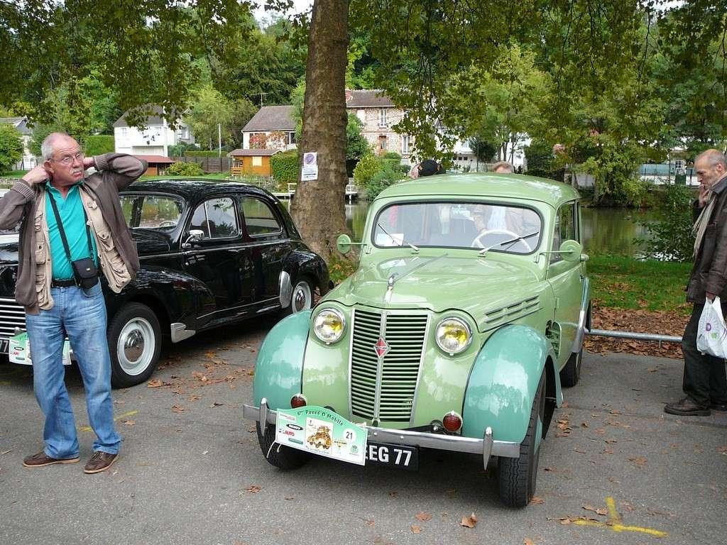 Simca P60 de 1961 P1070534
