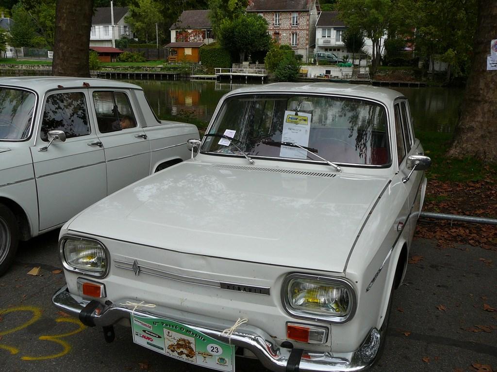 Simca P60 de 1961 P1070536