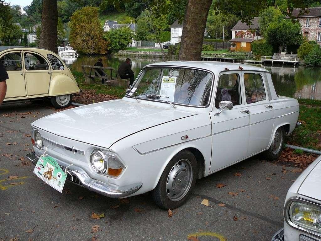 Simca P60 de 1961 P1070537