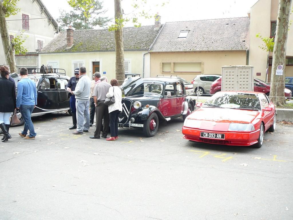 Simca P60 de 1961 P1070540