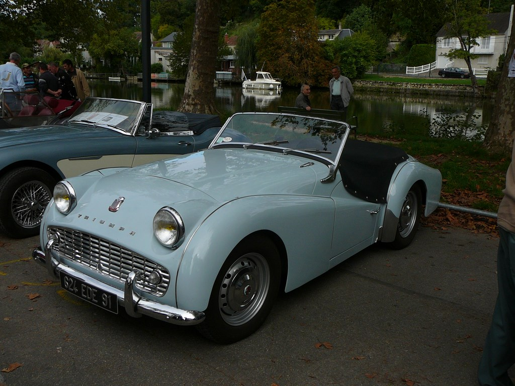 Simca P60 de 1961 P1070542