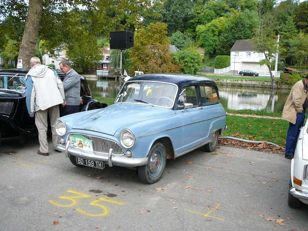 Simca P60 de 1961 P1070545