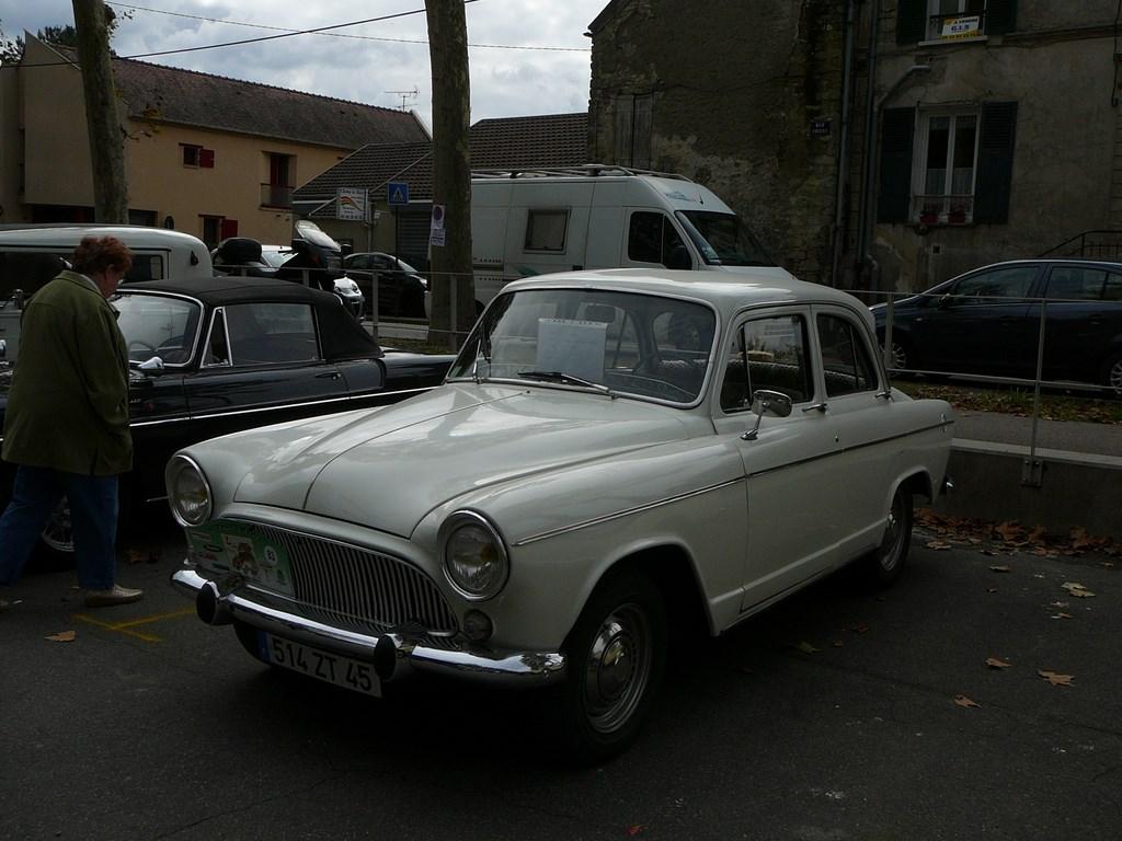 Simca P60 de 1961 P1070552