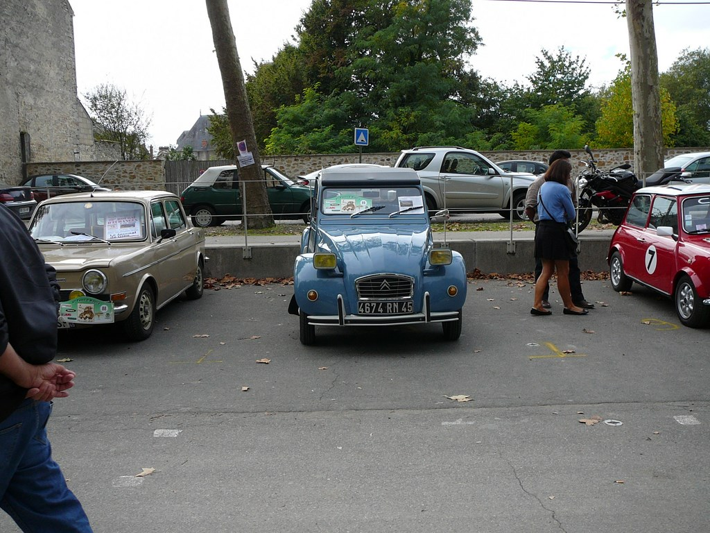 Simca P60 de 1961 P1070560