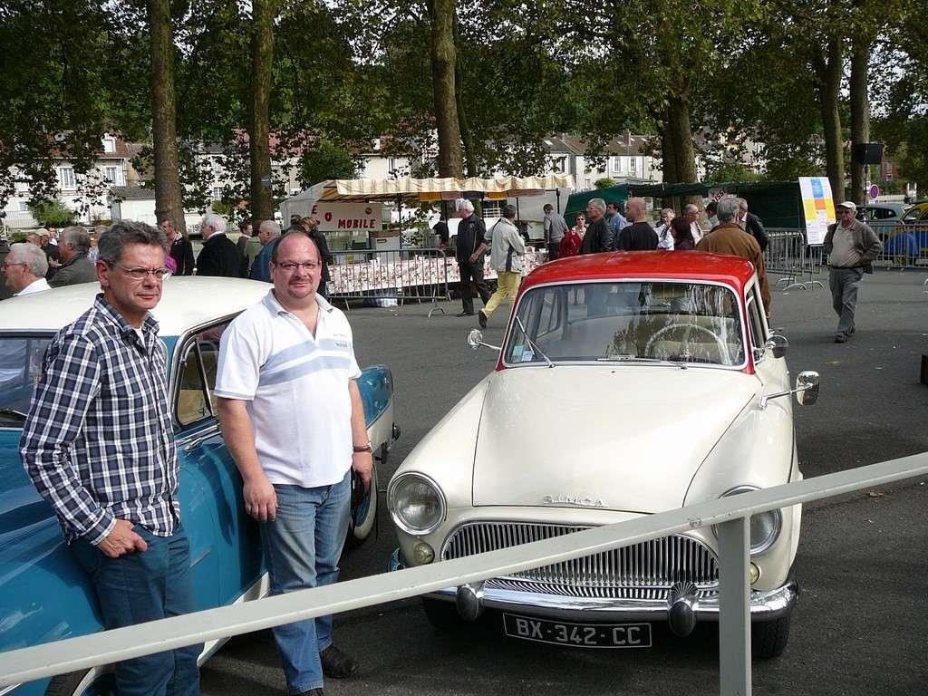 Simca P60 de 1961 P1070612