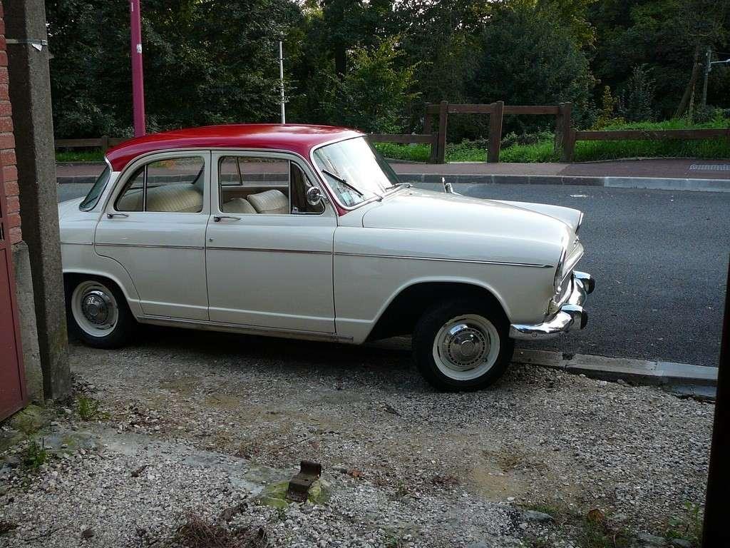 Simca P60 de 1961 P1070631