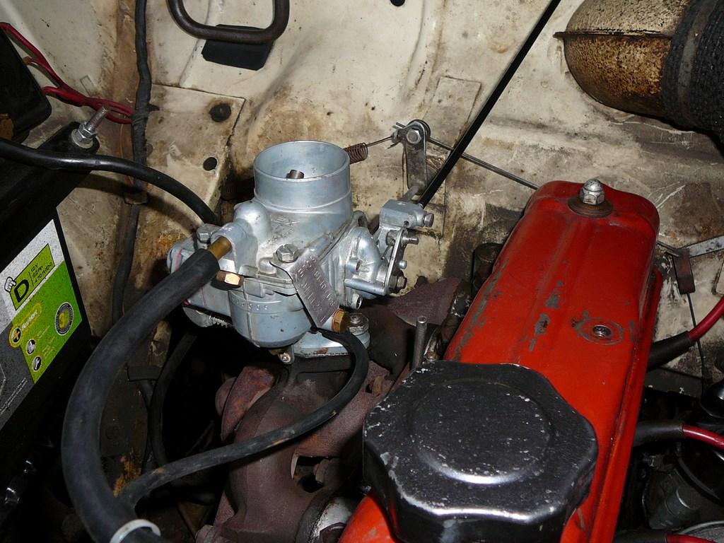 Simca P60 de 1961 P1070653