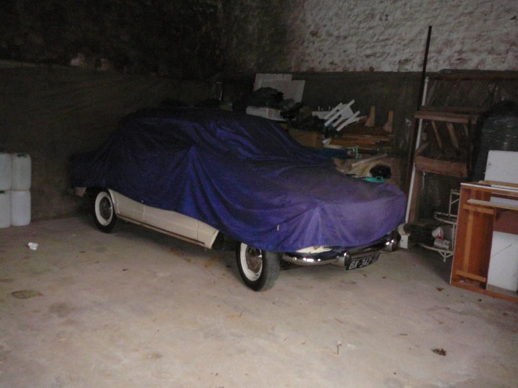 Simca P60 de 1961 P1070719