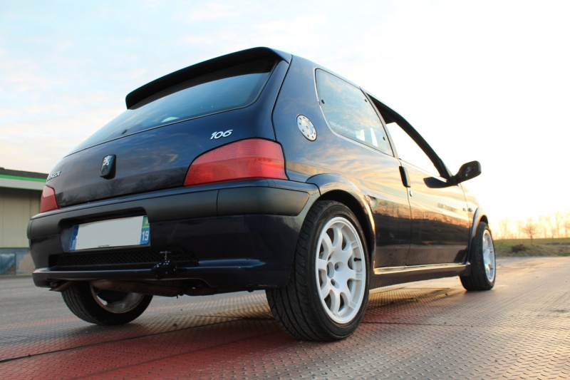 Peugeot 106 S16 Loisir / Circuit - Page 3 Img_2713