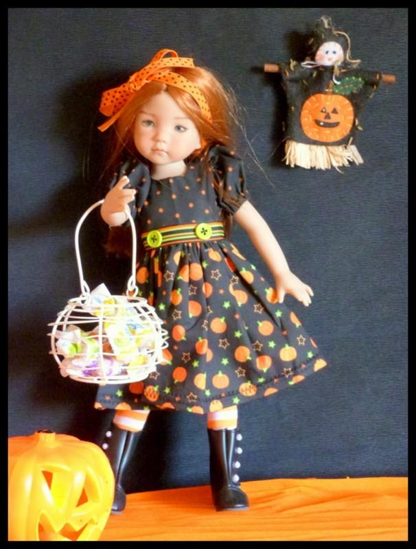Halloween pour Eva et Morgane P1110713