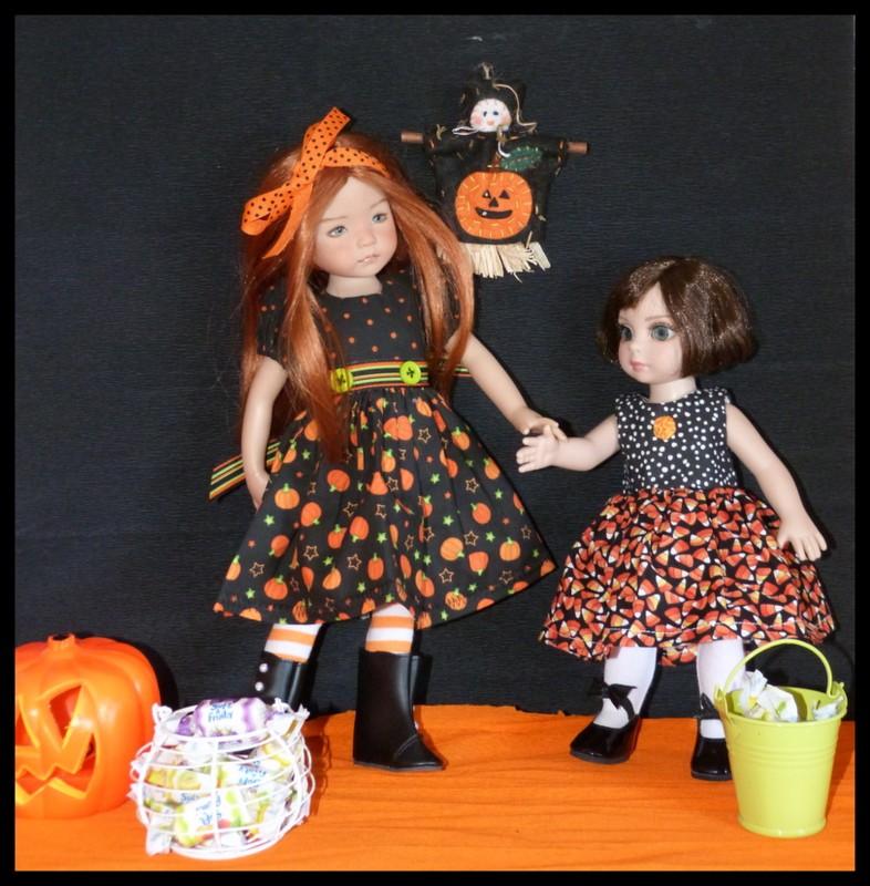 Halloween pour Eva et Morgane P1110715