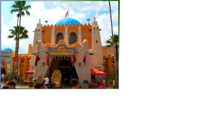 5 Auvergnats en Floride - Universal Busch Gardens et WDW Octobre 2013 - Page 4 Desert10
