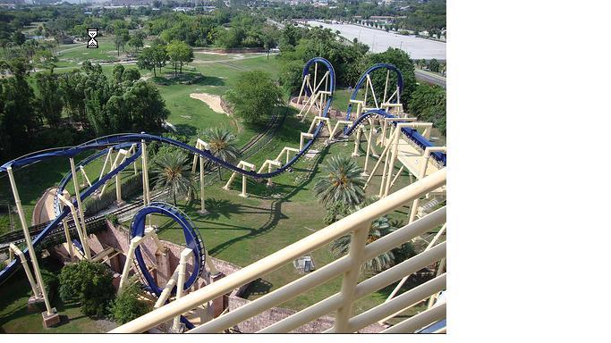 5 Auvergnats en Floride - Universal Busch Gardens et WDW Octobre 2013 - Page 4 Montu_11