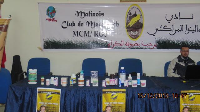 Reportage photos sur la conférence du 15/12/2013 organisée par le MCM. Img_0011