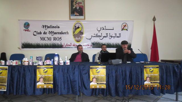 Reportage photos sur la conférence du 15/12/2013 organisée par le MCM. Img_0012