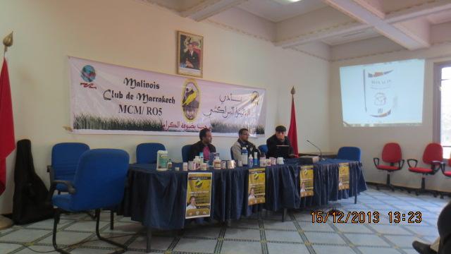 Reportage photos sur la conférence du 15/12/2013 organisée par le MCM. Img_0014