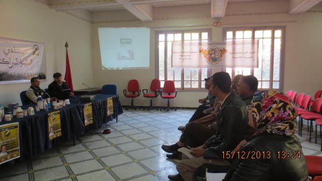 Reportage photos sur la conférence du 15/12/2013 organisée par le MCM. Img_0015
