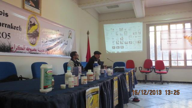 Reportage photos sur la conférence du 15/12/2013 organisée par le MCM. Img_0016