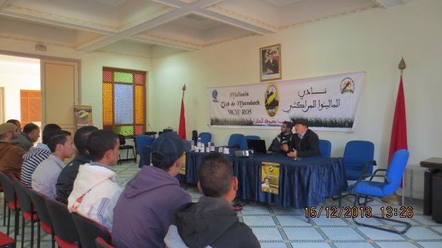 Reportage photos sur la conférence du 15/12/2013 organisée par le MCM. Img_0018