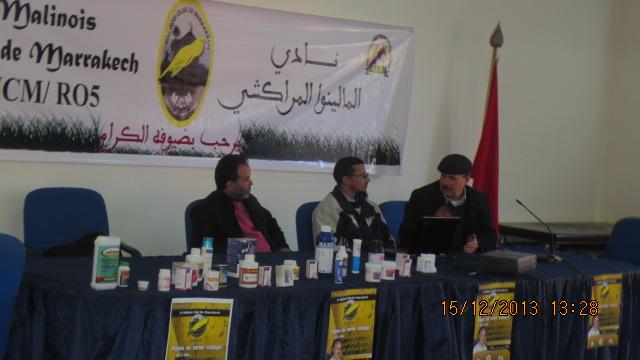 Reportage photos sur la conférence du 15/12/2013 organisée par le MCM. Img_0020