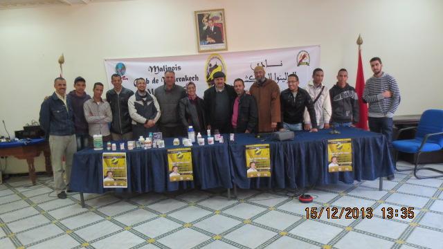 Reportage photos sur la conférence du 15/12/2013 organisée par le MCM. Img_0022