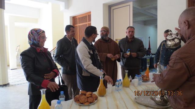 Reportage photos sur la conférence du 15/12/2013 organisée par le MCM. Img_0023