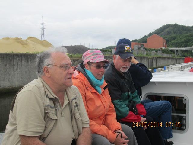 balade avec le Forban et les bénévoles du MRA 1_2511