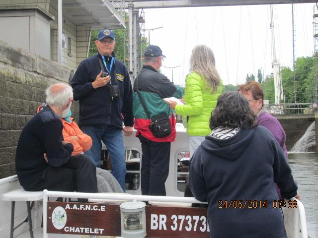 balade avec le Forban et les bénévoles du MRA 1_4111