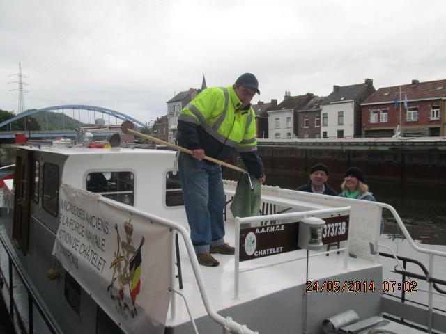 balade avec le Forban et les bénévoles du MRA 1_911