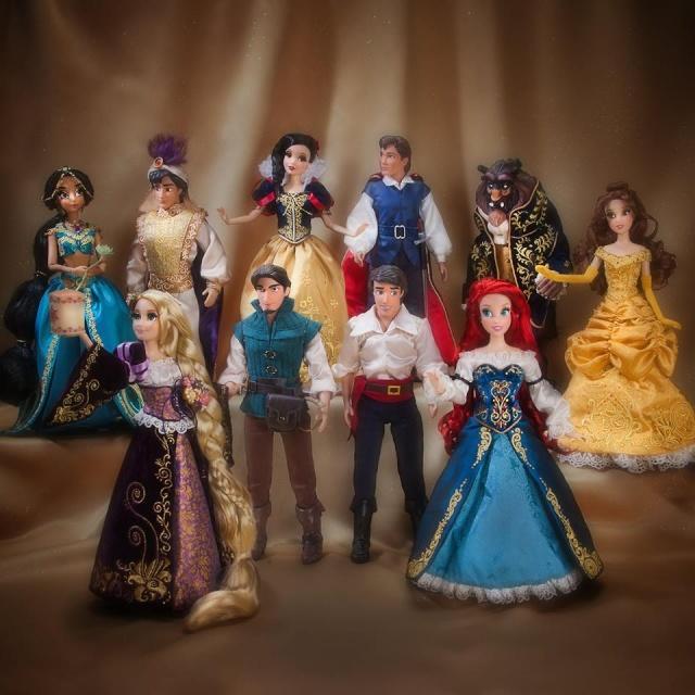 Ma Collection Disney : Edition limitée et Poupée Classique / Nouvelles Photos :) 10124410