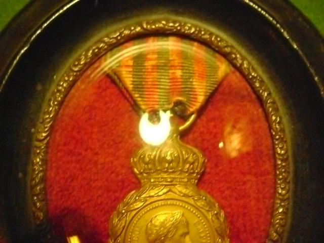 Les rubans de la médaille de Sainte Hélène. Sainte11