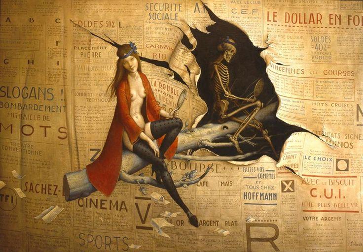 LA LECTURE DANS LES ARTS Claude15