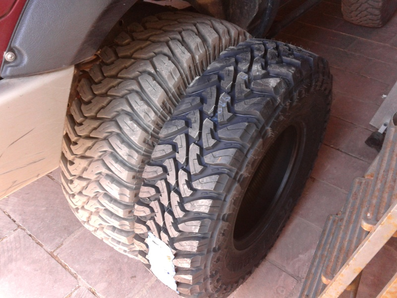 """BF KM2 vs Toyo Open country M/T  """"255/85/16"""" Img_2019"""