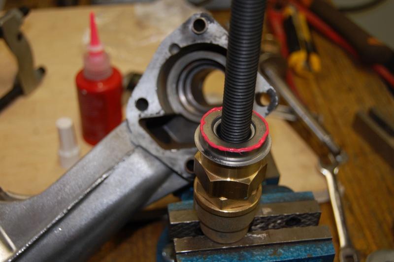 Position Joint Cyclam dans pompe a eau Renova14