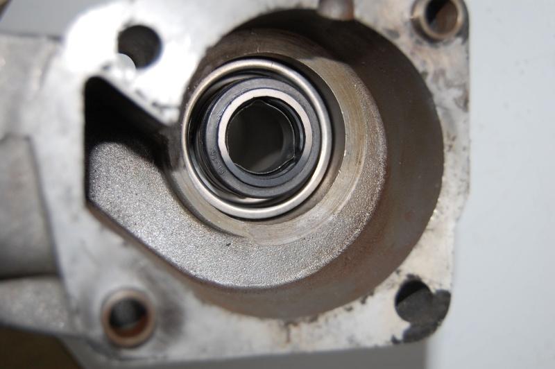 Position Joint Cyclam dans pompe a eau Renova18
