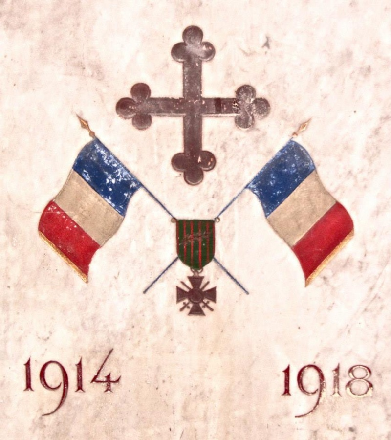 95e anniversaire du 11 novembre 1918. Croix_10