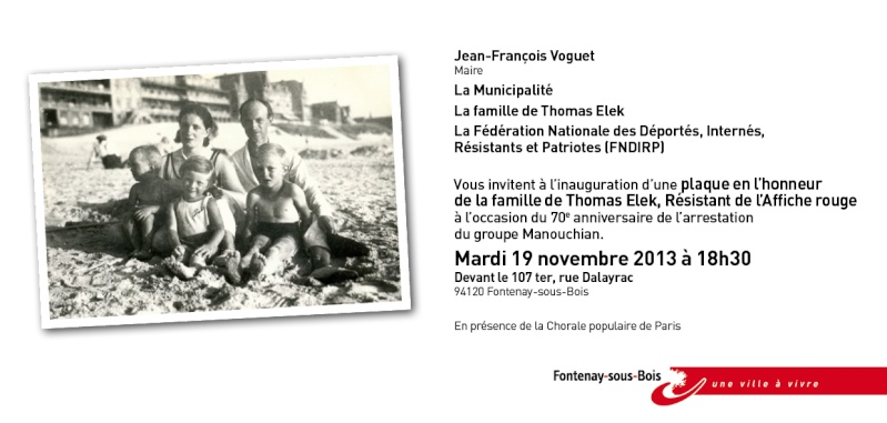 La famille Elek : elle vécu à Fontenay à partir de 1930 Famill10