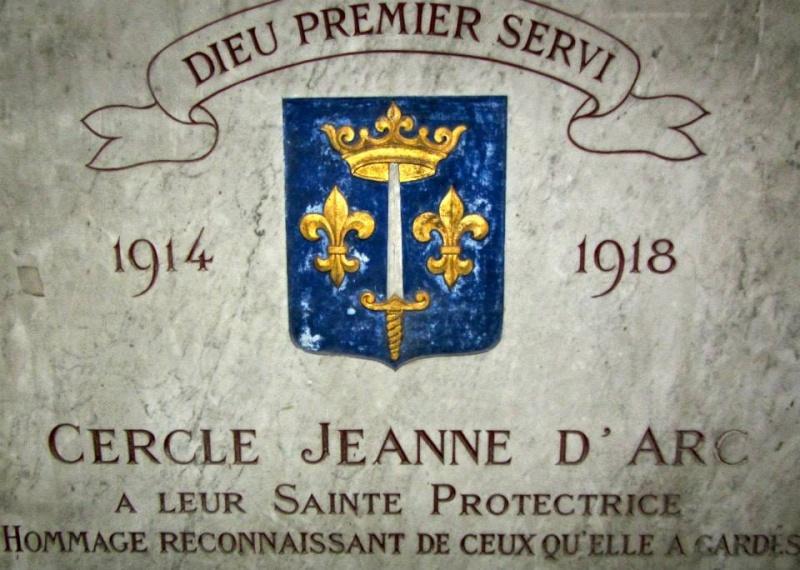 95e anniversaire du 11 novembre 1918. Jeanne10