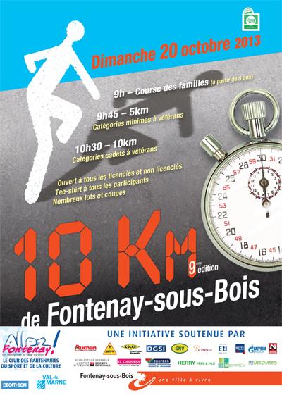 Les 10 km de Fontenay 2013 Rtemag10